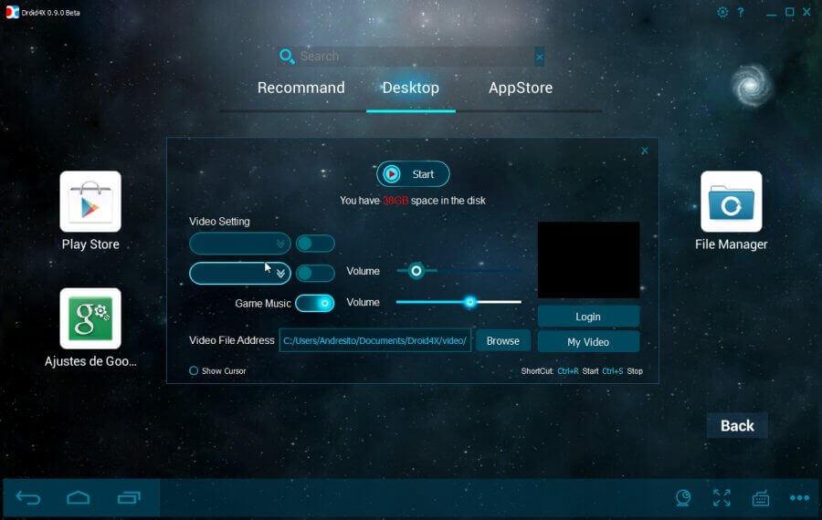 Как на эмуляторе droid4x сделать русский язык
