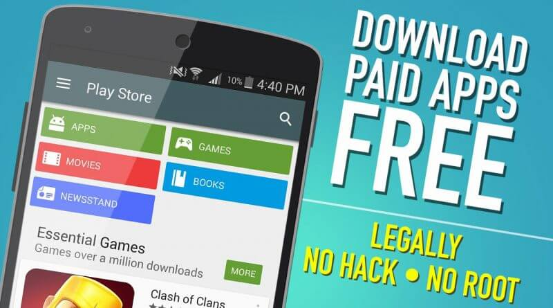 Download Paid Android Apps and Games for Free.