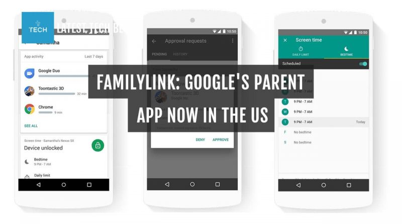 FamilyLink-Google's-parent-app-now-in-the-US