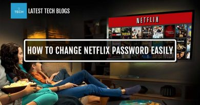 How To Change Netflix Paswword