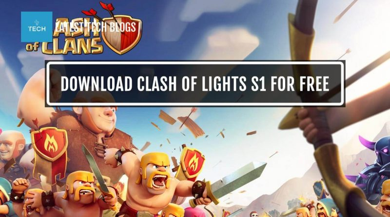 clash of clan mod apk latest version 2018