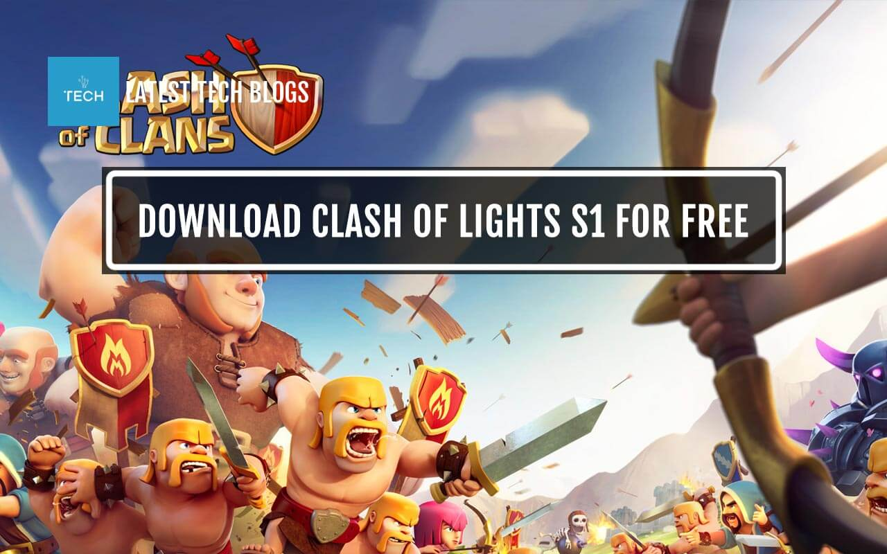clash of clans pdf download