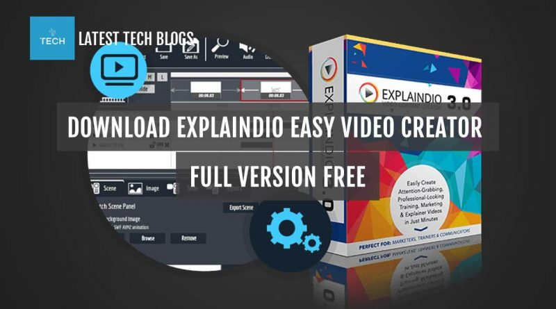 Download Explaindio Video Creator Full Free