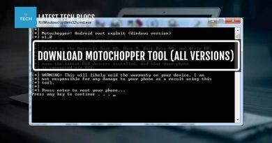 Motochopper Tool (all versions)