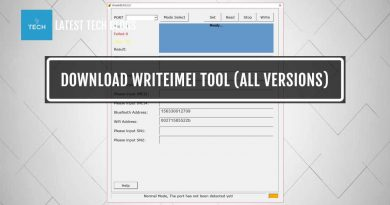 Download WriteIMEI Tool