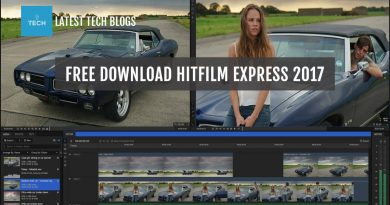 Free Download Hitfilm Express 2017 - Latest Version