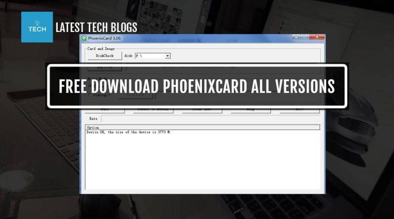 Download PhoenixCard (all versions)