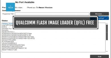 Qualcomm Flash Image Loader