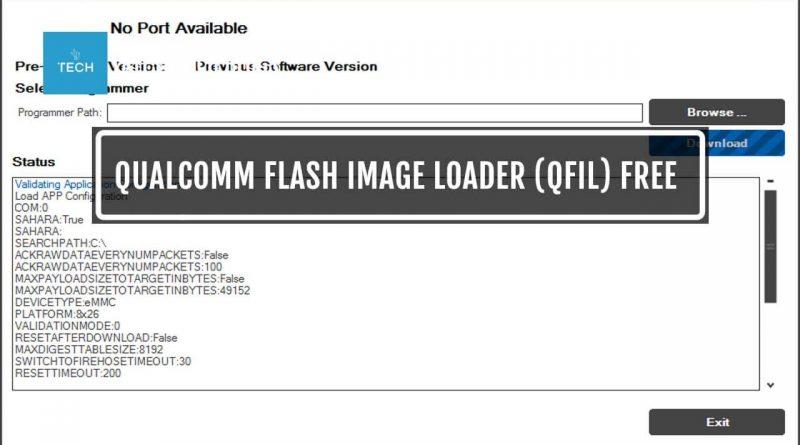 Qualcomm Flash Image Loader