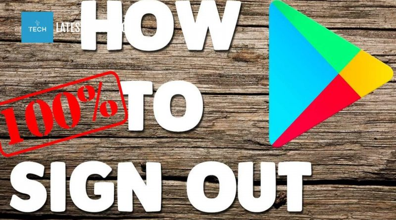 Sign-Out-from-Google-Play-Store