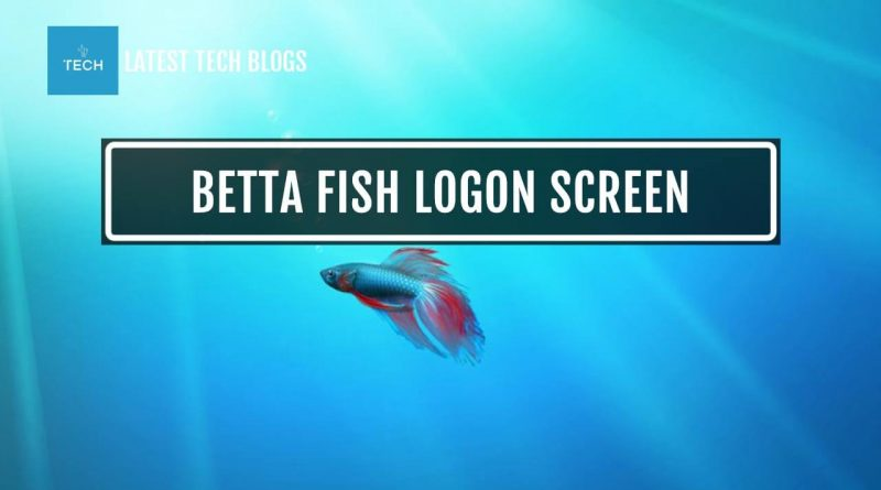 WINDOWS-7-BOOT-UPDATER-ANIMATIONS-Betta-Fish-Logon-Screen