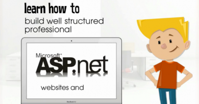 ASP.NET Web Development Course 2018 for Free