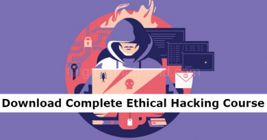 Ethical Hacking Training 2018 for Free