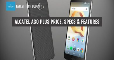 Alcatel A30 Plus Price in USA & Indonesia