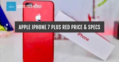 Apple iPhone 7 Plus Red Price USA & Indonesia