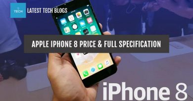 Apple iPhone 8 Prices & Specs - USA & Indonesia