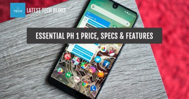 Essential PH 1 Price in USA | Full Specs