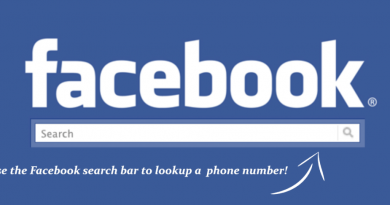 Facebook Search by Phone Number 2018