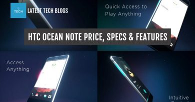HTC Ocean Note Price & Features in Indonesia