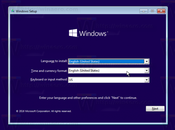 How to Install Windows from USB
