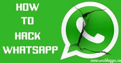 How to hack Whatsapp Account Easily 2018
