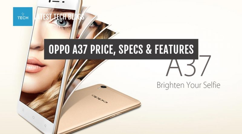 Oppo A37 Price USA & Indonesia