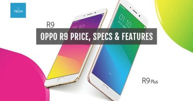 Oppo R9 Price – USA & Indonesia