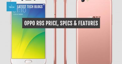 Oppo R9s Price in USA & United States