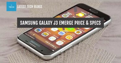 Samsung Galaxy J3 Emerge Price in USA & Indonesia