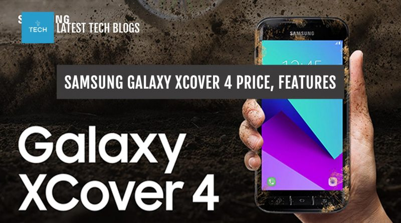 Samsung Galaxy Xcover 4 USA & Indonesia