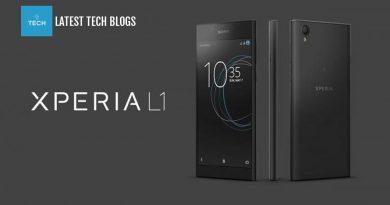 Sony Xperia L1 USA & Indonesia Price