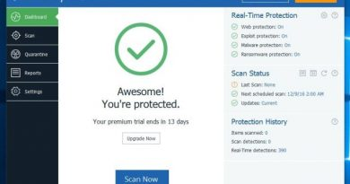 Use Malwarebytes to remove Adware and Browser Hijackers from Firefox
