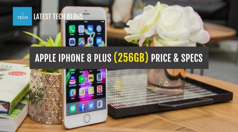 iPhone 8 Plus (256GB) Specs, Price