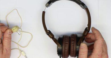 headphone impedence
